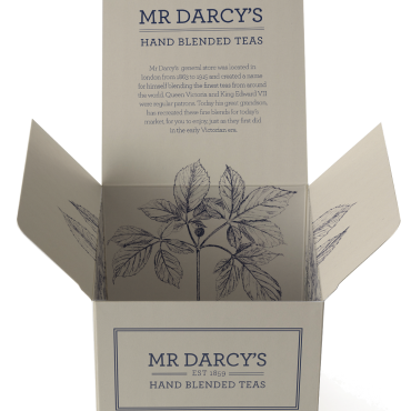 MR DARCY'S – HAND BLENDED TEAS