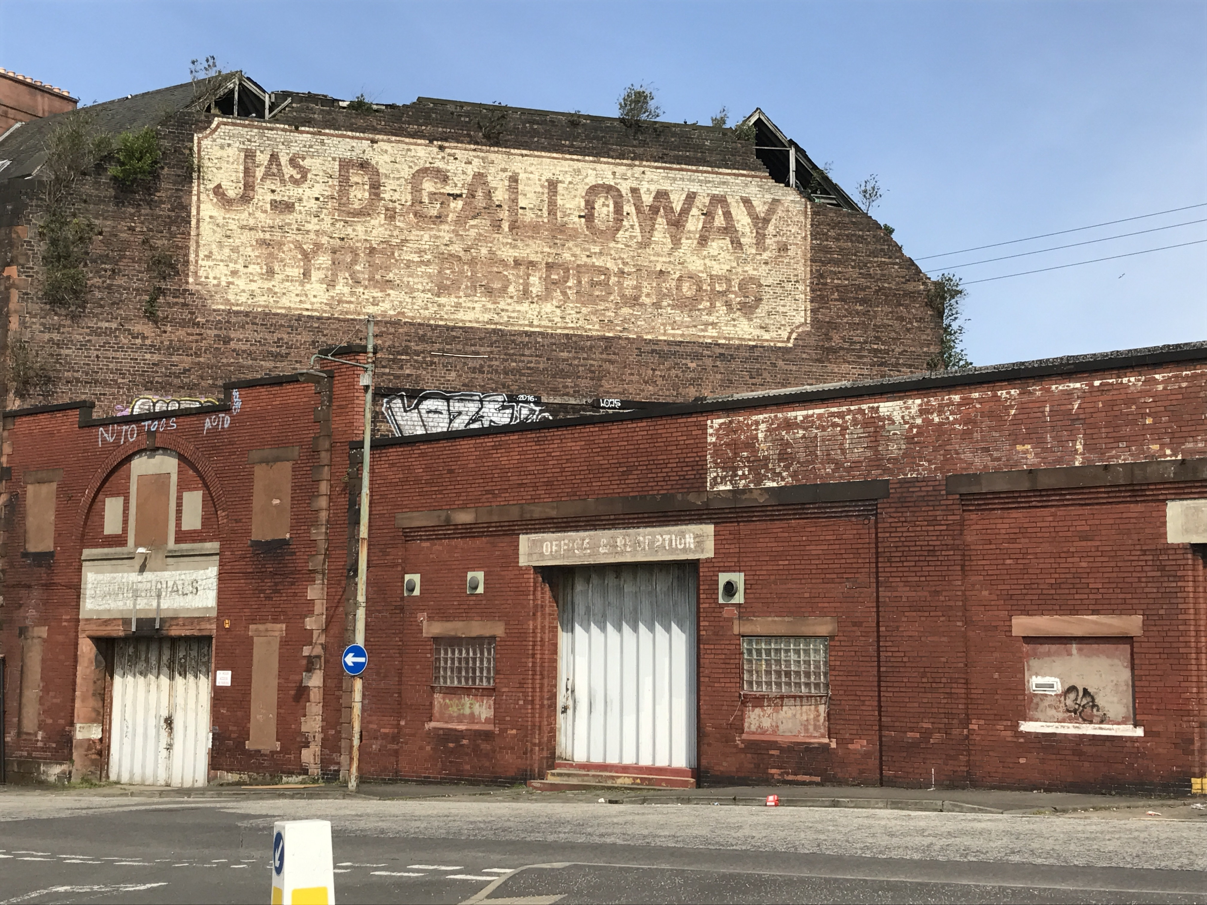 Jas D. GALLOWAY Tyre Distributors