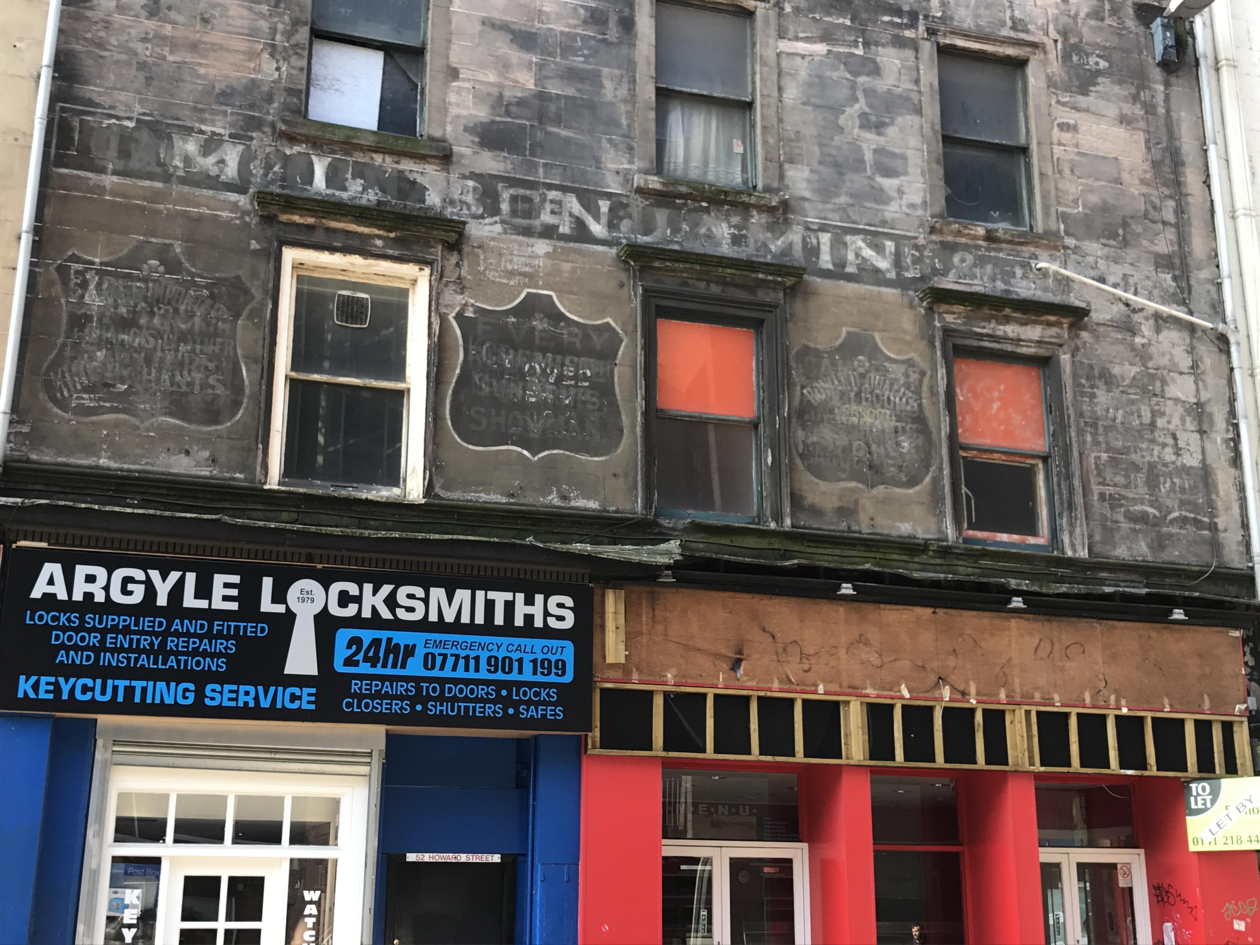Howard Street Glasgow