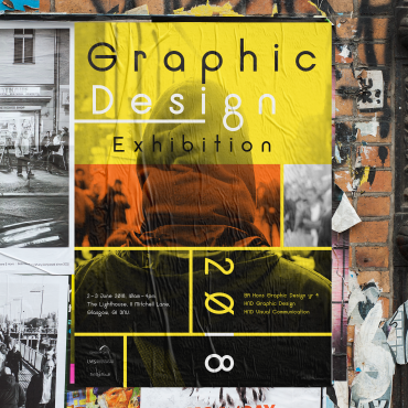 GRAPHIC DESIGN 2018 EXHIBITION