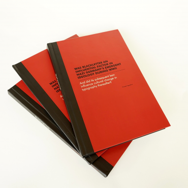 BA GRAPHIC DESIGN DISSERTATION
