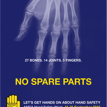 ACCA – Hand Safety Week – Campaign